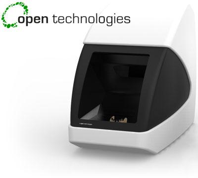 3D сканер Open Technologies